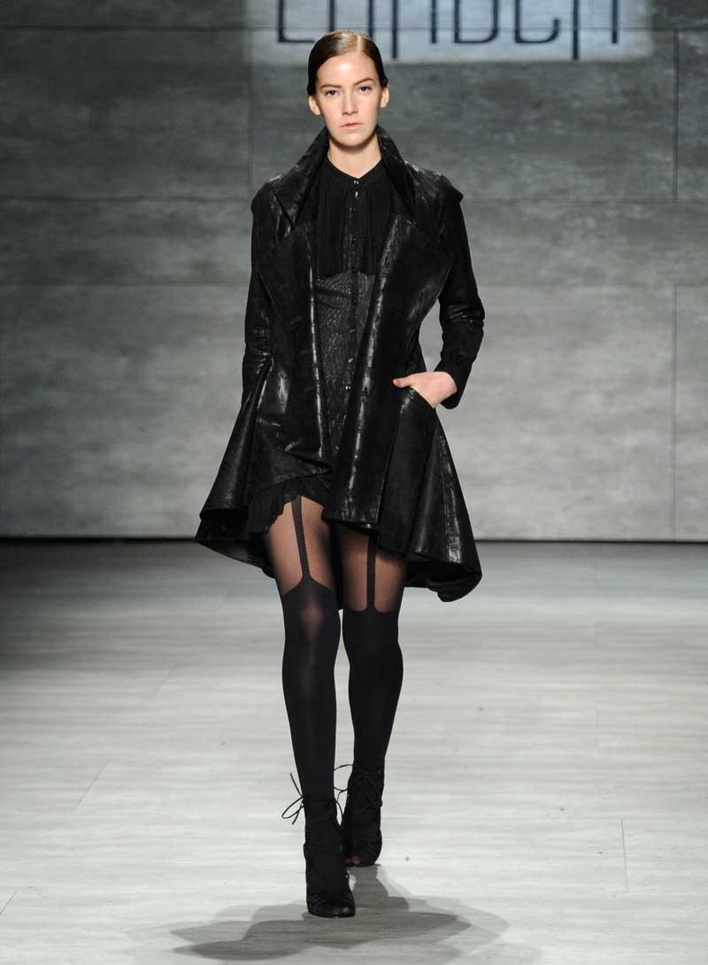 Mercedes-Benz Fashion Week Fall 2014: Hernan Lander ...
