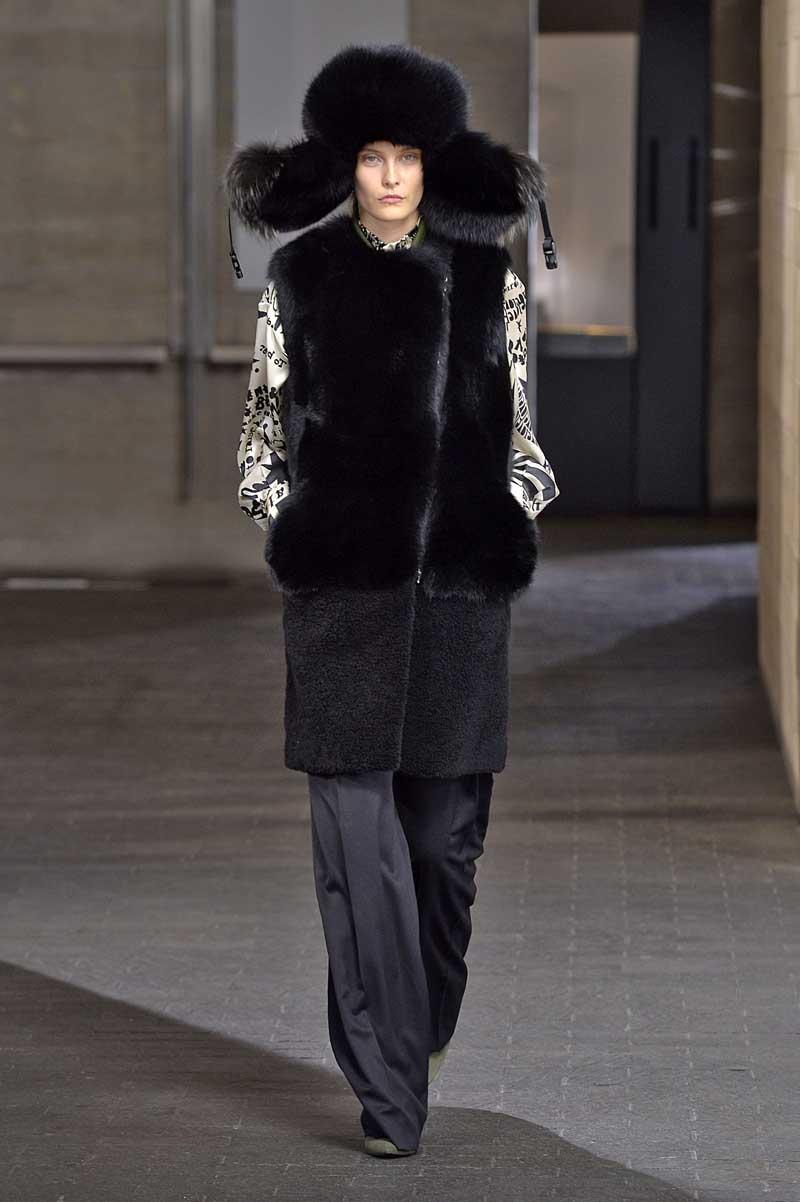 Preen Womenswear Fall Winter 2014 London Fashion Week February 2014