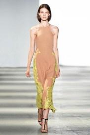Wes Gordon RTW Spring Summer 2014 New York Fashion Week September 2013