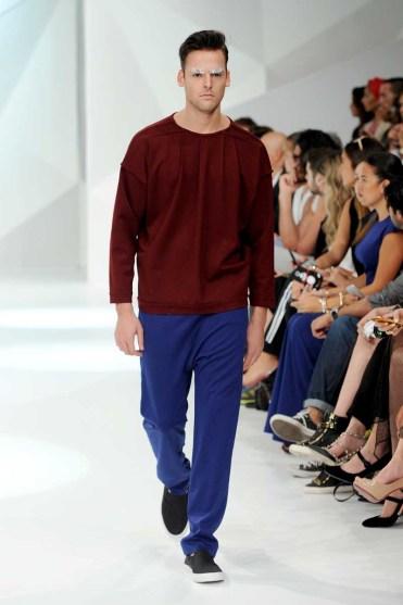 Bashar Assaf - Runway - Fashion Forward Dubai April 2014