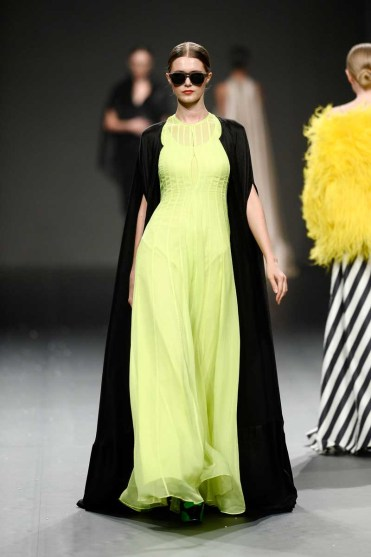 Essa - Runway - Fashion Forward Dubai April 2014