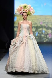 Rami Kadi - Runway - Fashion Forward Dubai April 2014