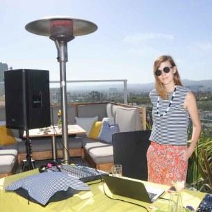DJ Mary Andrew
