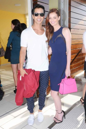 Lydia Hearst, Jared Eng