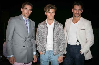 Noah Huntley Oliver Cheshire David Gandy