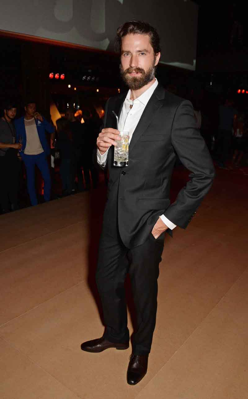 Esquire & DKNY MEN Official Opening Night Party, London Collections: Men