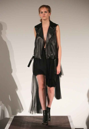 Augustin Teboul Show - Mercedes-Benz Fashion Week Spring/Summer 2015