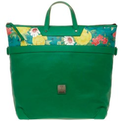 Blume Paradiso Flower Tote Green 4