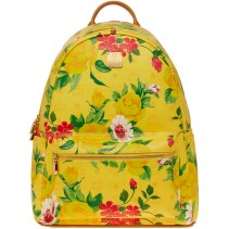 Blume Paradiso Flower Visetos Backpack Yellow 2