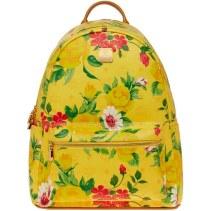 Blume Paradiso Flower Visetos Backpack Yellow 2