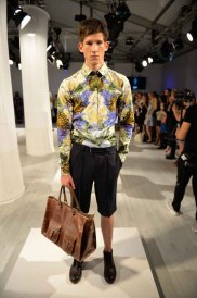 DYN Show - Mercedes-Benz Fashion Week Spring/Summer 2015