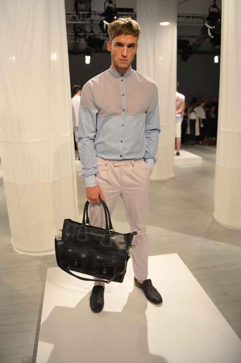 DYN Show - Mercedes-Benz Fashion Week Spring/Summer 2015