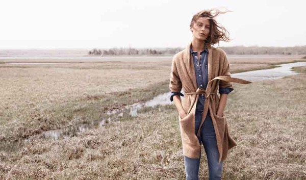Daria Werbowy for Mango F14 (3)