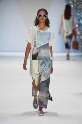 Marc Cain Show - Mercedes-Benz Fashion Week Spring/Summer 2015