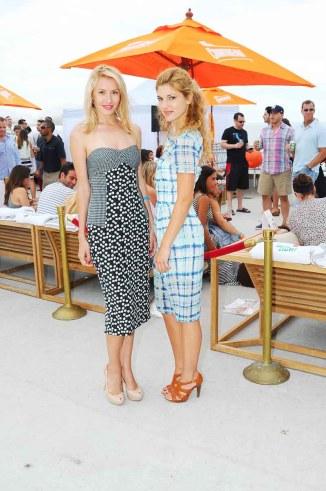Models in Charlotte Ronson