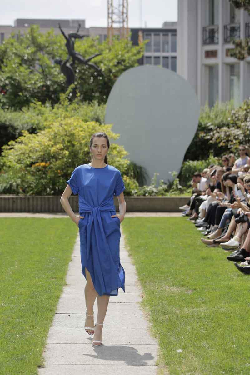 Perret Schaad Show - Mercedes-Benz Fashion Week Spring/Summer 2015