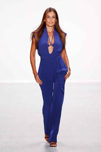 Laurel Show - Mercedes-Benz Fashion Week Spring/Summer 2015