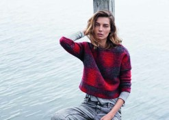 Daria Werbowy for Mango F14 (1)