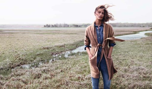 Daria Werbowy for Mango F14 (12)