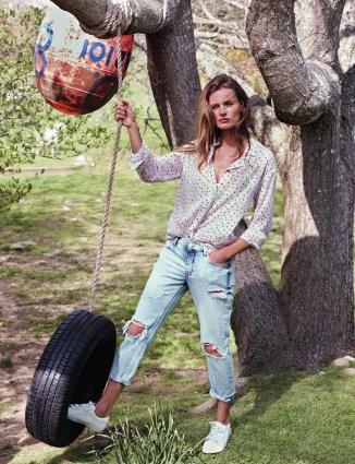 Edita Vilkeviciute for Mango F14 (9)