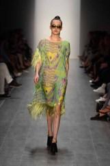Marcel Ostertag Show - Mercedes-Benz Fashion Week Spring/Summer 2015