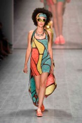 Miranda Konstantinidou Show - Mercedes-Benz Fashion Week Spring/Summer 2015