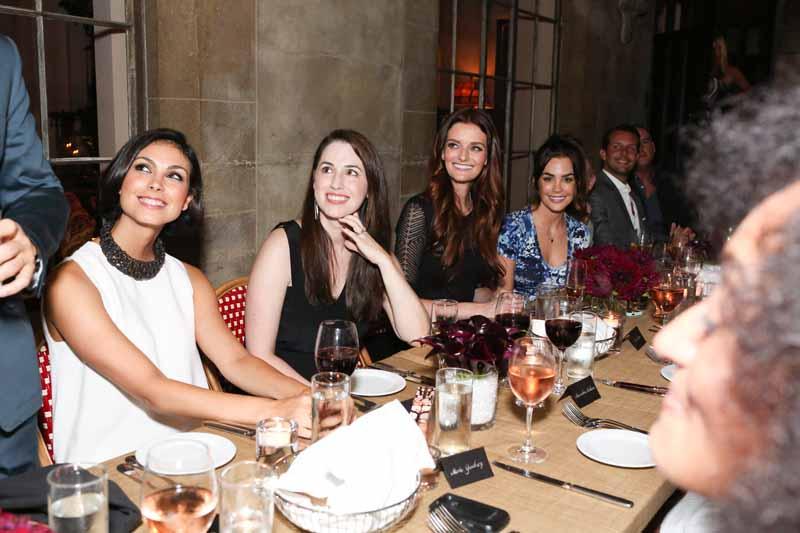 Morena Baccarin, Lydia Hearst, Jillian Murray