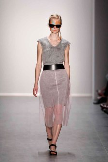 Rebekka Ruetz Show - Mercedes-Benz Fashion Week Spring/Summer 2015