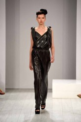 Rike Feurstein Show - Mercedes-Benz Fashion Week Spring/Summer 2015