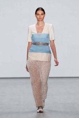 Roshi Porkar presented by Mercedes-Benz and ELLE Show - Mercedes-Benz Fashion Week Spring/Summer 2015