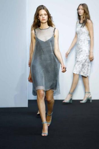 Schumacher Show - Mercedes-Benz Fashion Week Spring/Summer 2015