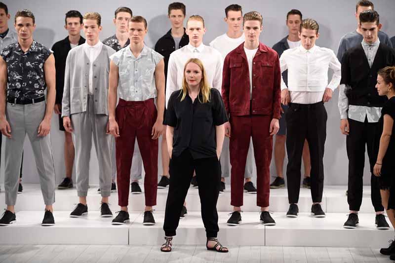 Sissi Goetze Show - Mercedes-Benz Fashion Week Spring/Summer 2015