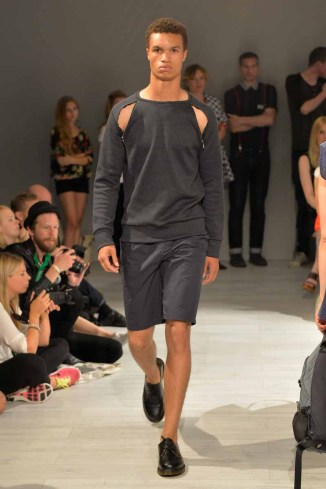 Sopopular Show - Mercedes-Benz Fashion Week Spring/Summer 2015