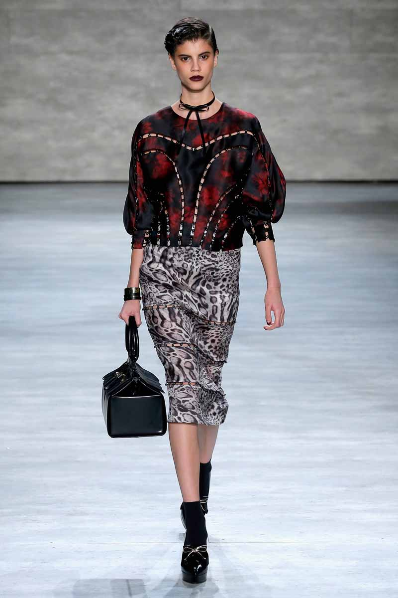 Mercedes-Benz Fashion Week Fall 2014 - Official Coverage - Best Of Runway Day 2