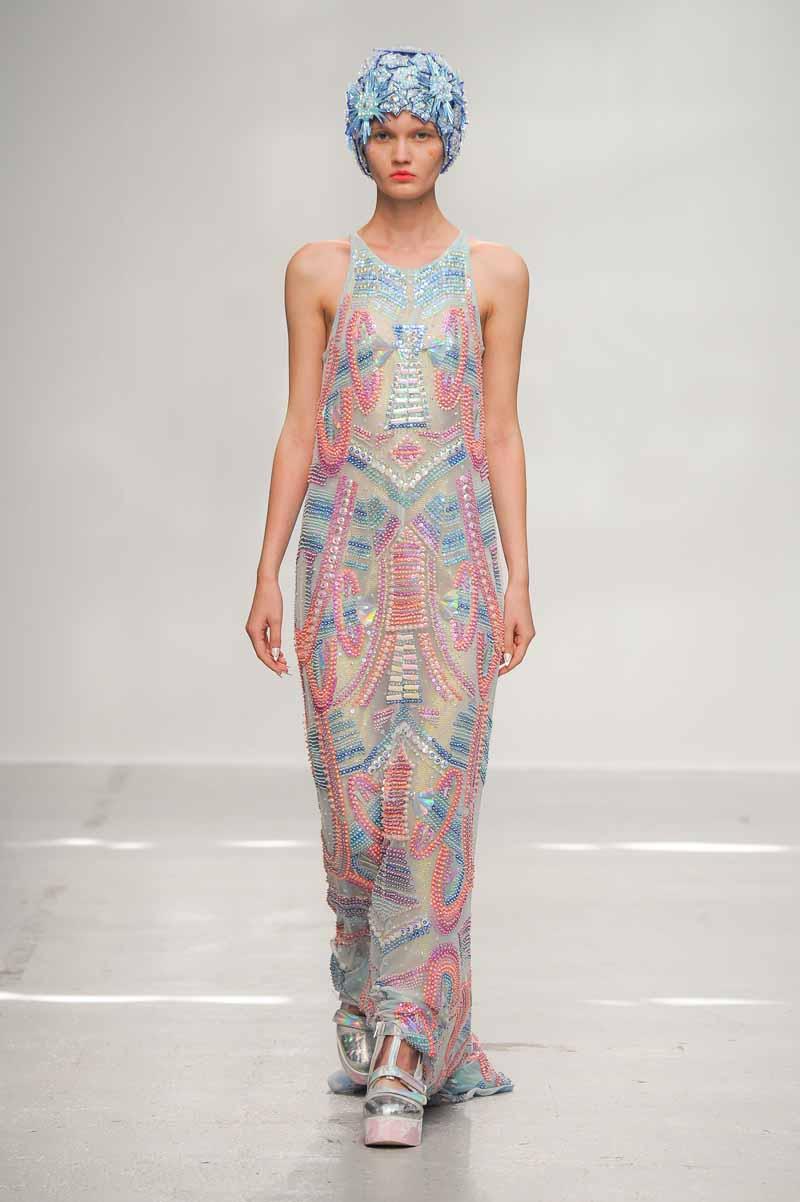Pixelformula Womenswear Summer 2015 Ready To Wear Paris Manish Arora