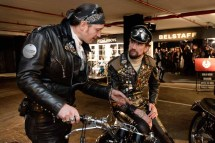 Belstaff Presents Ton Up Boys: London Collections: Men AW15