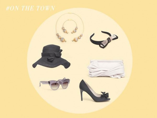 paule ka on the town accessories