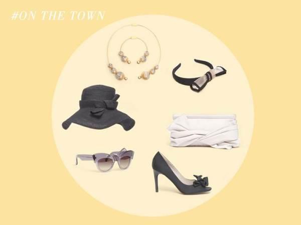 paule ka on the town accessories