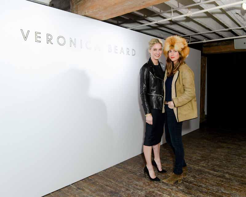 Veronica Beard Fall 2015 Presentation