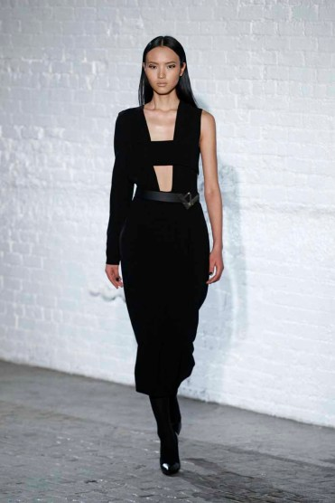 FW15 YIGAL AZROUEL NEW YORK