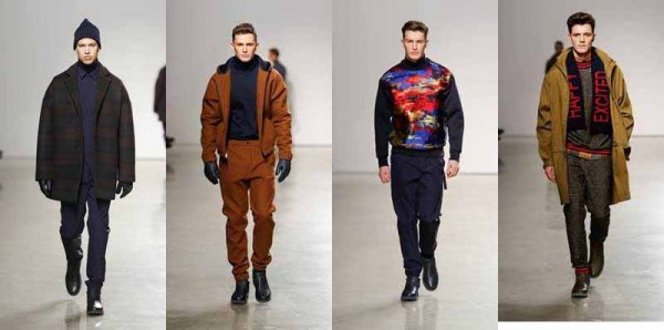 perry ellis Fall 2015 collage