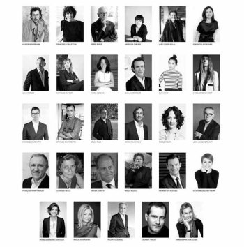 ANDAM 2015 jury