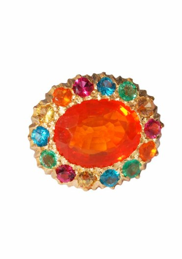 ILU933 Princess D Fire Opal