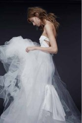 Vera Wang Bridal Fall 2015 Look 11