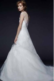 Vera Wang Bridal Fall 2015 Look 03