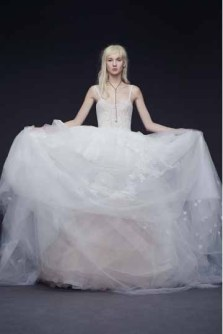 Vera Wang Bridal Fall 2015 Look 07