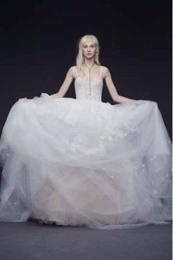 Vera Wang Bridal Fall 2015 Look 07