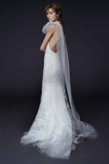 Vera Wang Bridal Fall 2015 Look 08