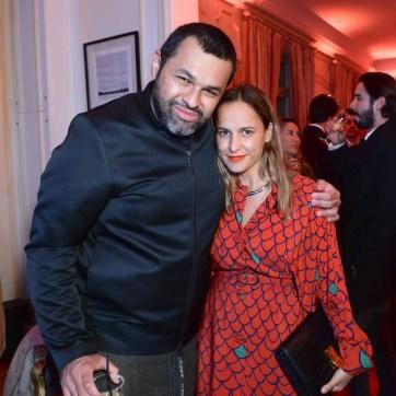 Sara Beltran, Juan Carlos Obando