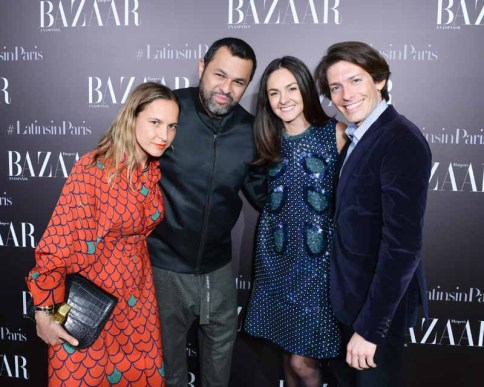 Sara Beltran, Juan Carlos Obando, Brenda Díaz de la Vega, Edgardo Osorio